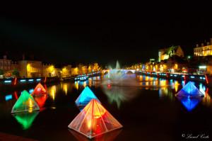 Illuminations de Noël à Laval